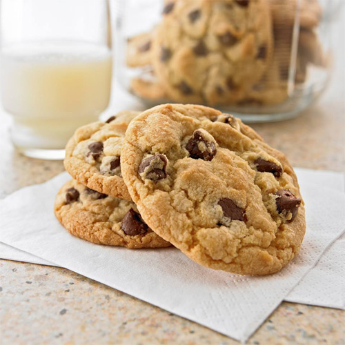 Five Star Chocolate Chip Cookies