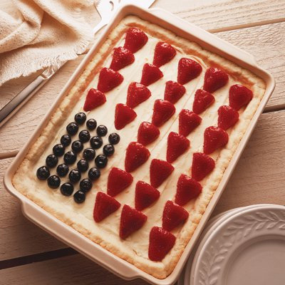Stars & Stripes Tart
