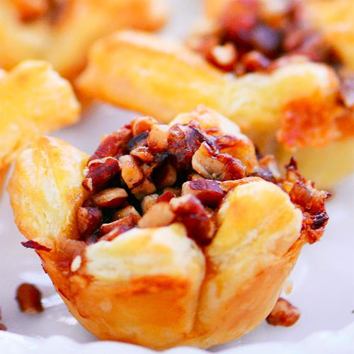 Apple Brie Bites