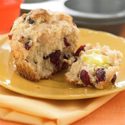 Citrus Harvest Muffins