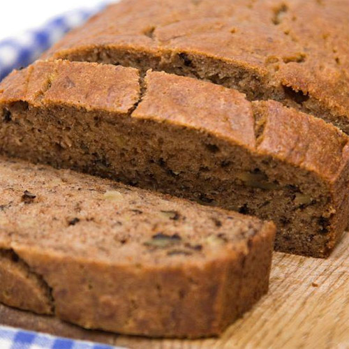 Walnut Apple Bread