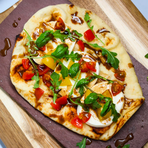 Honey Balsamic Flatbread