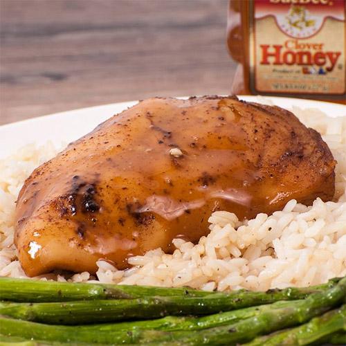 Honey Soy Glazed Chicken