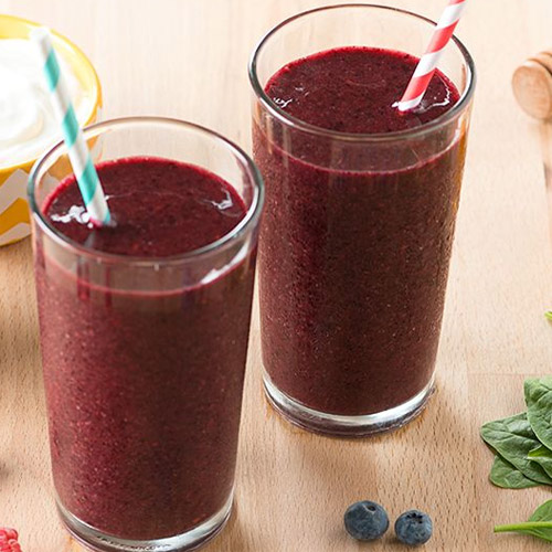 Purple Sunshine Smoothie