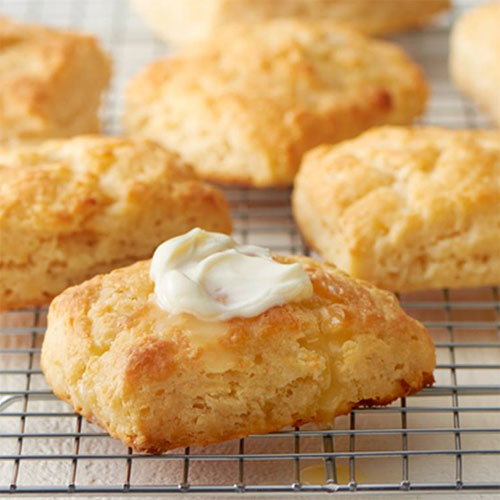 Perfect Flaky Butter Biscuits