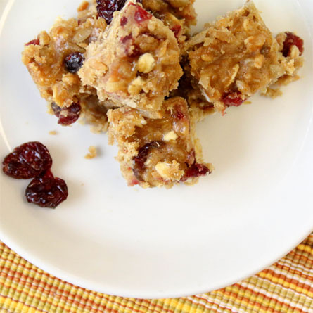 Brown Rice Breakfast Bars