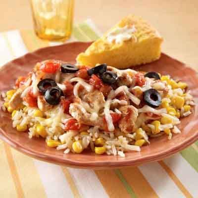 Mexicana Skillet Recipe