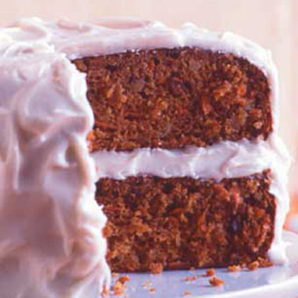 Honey Carrot Cake