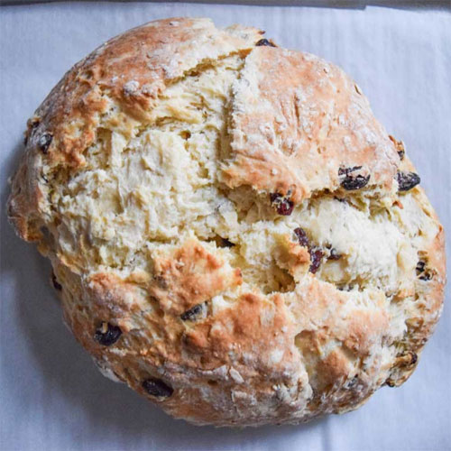 Irish Soda Bread by Kaitlin