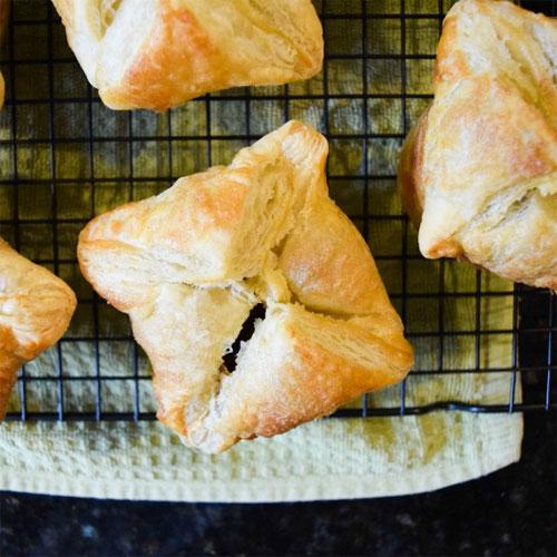 Apple Pie Puffs by Kaitlin