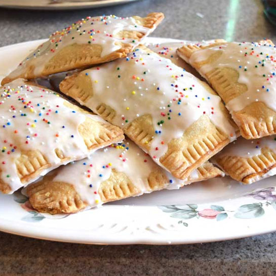 How to Make Baked Fruit Tarts
