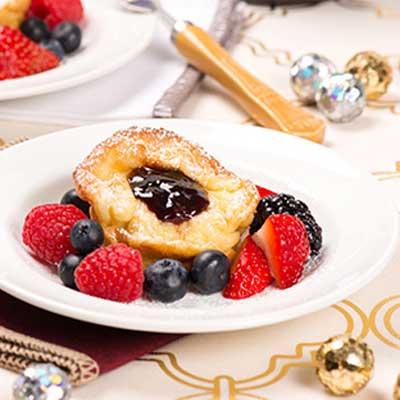 Mini Dutch Pancakes