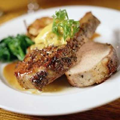 Mouthwatering Honey Garlic Pork Chops