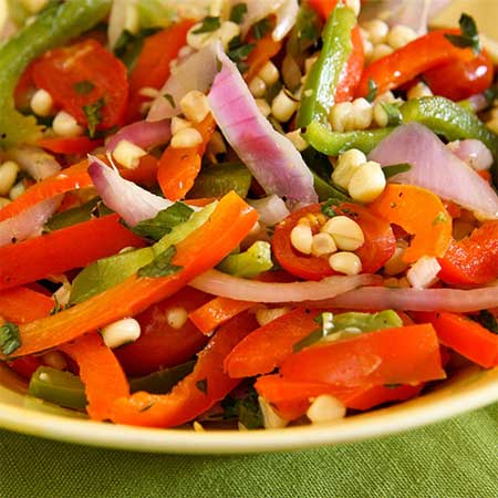 Confetti Herbed Vegetables