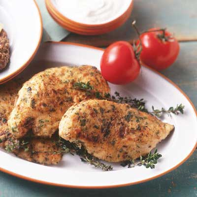 Buttermilk Herb Fried Chicken