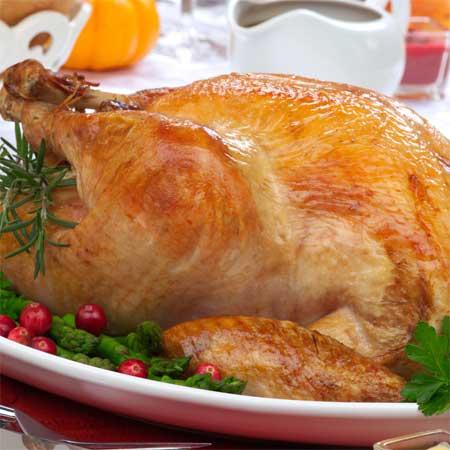 Honey Glazed Turkey