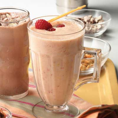 Try this Summer Smoothie for a frozen sensation.